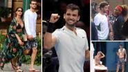 Alles wat u moet weten over Grigor Dimitrov: van 'Baby Federer' tot 'Bulgaarse Beckham'