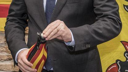 Puigdemont ontkurkt nieuwe gemeentelijke cava