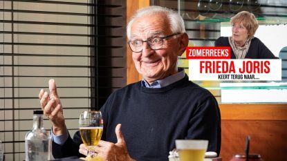 """Onze reporter keert terug naar... Cas Goossens (82): """"Nooit partijkaart gehad, en toch was ik 'den tjeef'"""""""