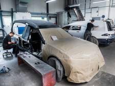 'Winterswijkse' Tesla voorop in Noorse rouwstoet