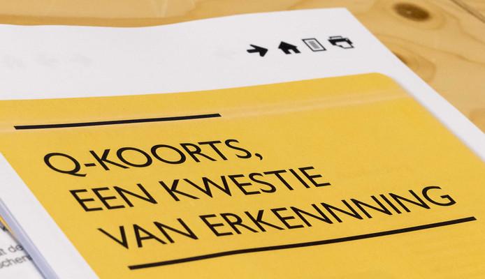 Nationale ombudsman Reinier van Zutphen presenteerde vorige maand een kritisch rapport over de opstelling van de overheid ten opzichte van de Q-koortsslachtoffers.
