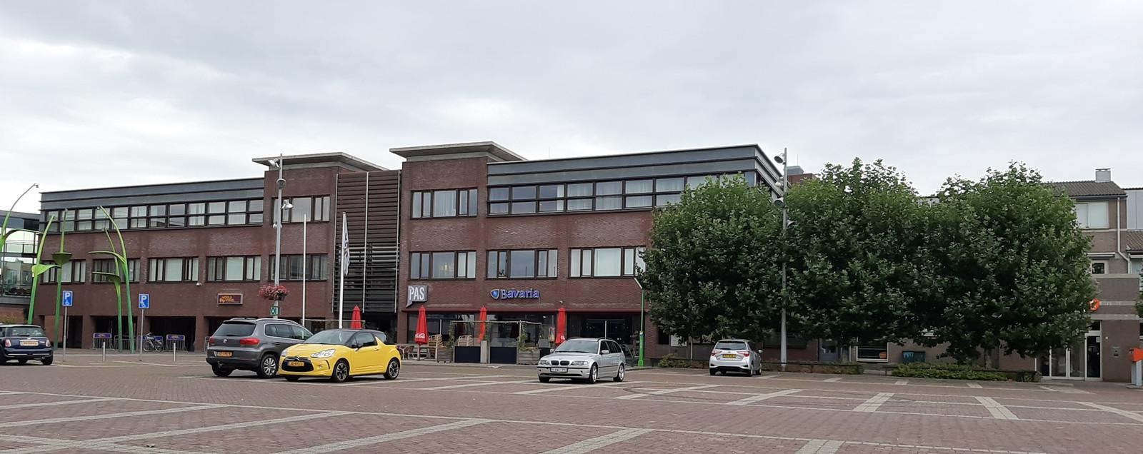 Cultureel centrum De Pas in Heesch.