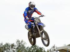 Motorcrosser Spruijt duldt geen tegenstand in Lelystad
