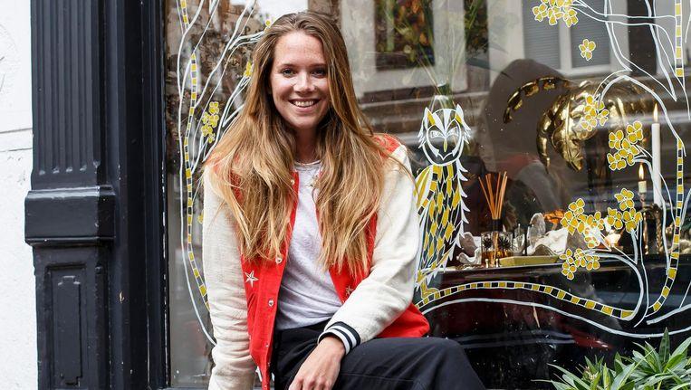 Nina Poot: 'Als je opgroeit in Wassenaar, leef je toch in een soort bubbel' Beeld Carly Wollaert
