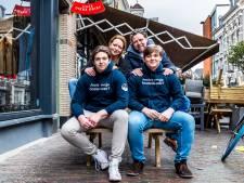 Hoe de coronacrisis de creativiteit van horeca-ondernemers aanboort: 'We dachten altijd al aan een kledinglijn'