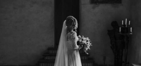 Met deze prachtige bruidsfoto maakt Marilyn kans op een prijs: 'Ik wist meteen: dit is een knaller'