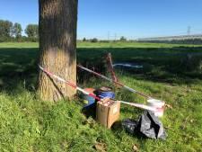 Opnieuw verdachte vaten gedumpt rondom Kampen: politie achterhaalt inhoud eerdere dumping