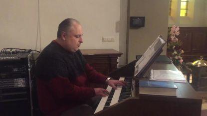 Tom Jones of Louis Neefs in de kerk? Geen probleem voor de nieuwe organist van Eisden-Dorp