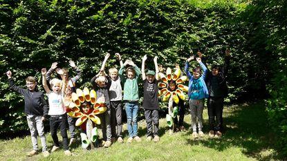 Basisschool krijgt bezoek uit Duitsland