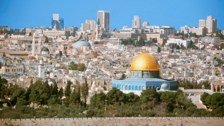 Jeruzalem. © THINKSTOCK Beeld
