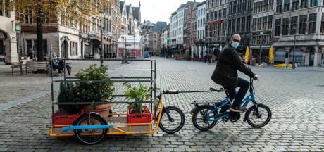 Zeven elektrische cargofietsen moeten meer vrachtwagens uit centrum houden