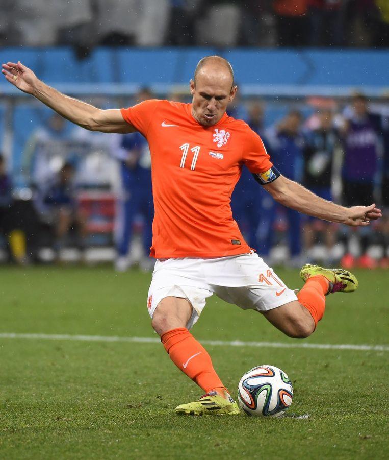 Robben. Beeld afp