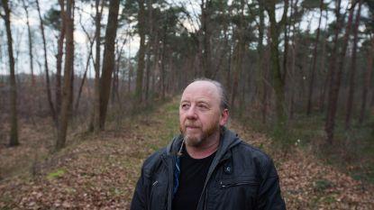 """Actiegroep plant betoging tijdens inhuldigingswandeling Natuurpunt in Diepenbeek: """"Bomenkap is niet te verantwoorden in deze tijden"""""""