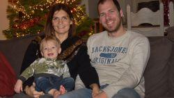 """Kort na bevalling werd bij Joyce (31) kanker vastgesteld: """"Ilias is de reden waarom ik blijf vechten"""""""