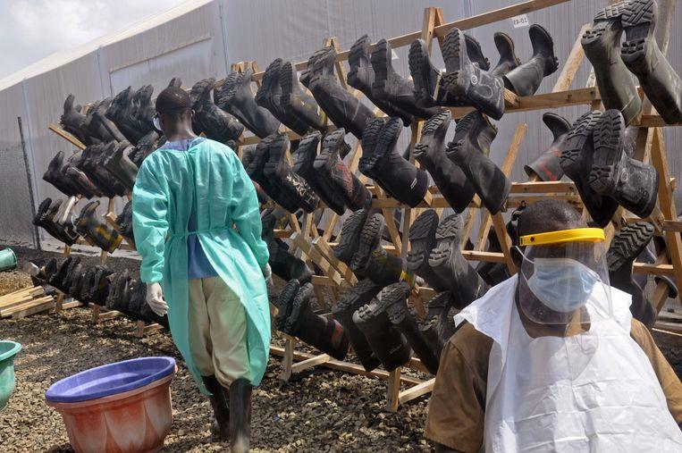 Vooral in Sierra Leone neemt het aantal nieuwe ebolagevallen weer toe.