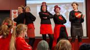 Basisschool Emmaüs zamelt 1.650 euro in voor Rode Neuzen Dag
