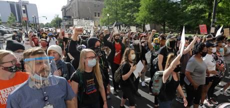 Man doodgeschoten bij protest in Louisville: politiechef ontslagen en agenten op non-actief