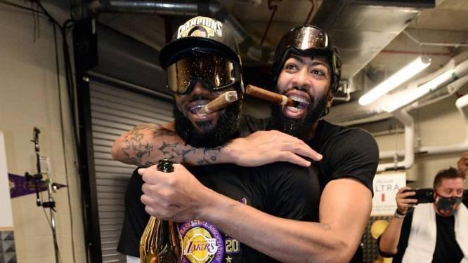 Hét succes van LA Lakers: Anthony Davis als sidekick van LeBron James
