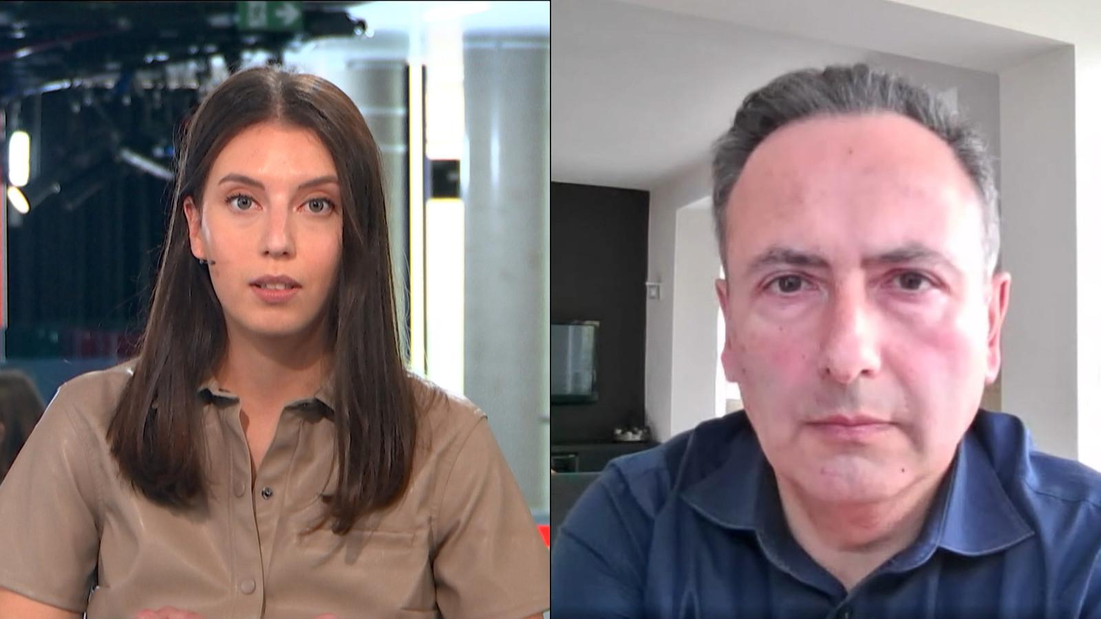 Terreurexpert Faroek Özgünes geeft duiding over de terreur in Frankrijk bij HLN LIVE.