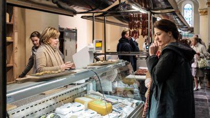 Groenten, fruit en vlees van bij de boer om de hoek? Je vindt het op gloednieuwe Lokaalmarkt