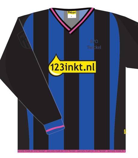 Eigen naam en tenue voor voetbalvrouwen uit Delden