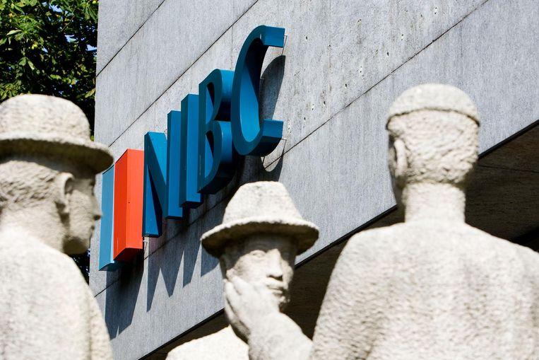 Het hoofdkantoor van zakenbank NIBC in Den Haag. Beeld ANP