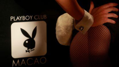 Ontwerper Playboy-logo (93) overleden