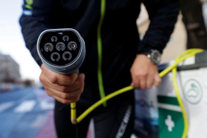Nederland heeft relatief veel oplaadpunten voor elektrische auto's
