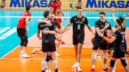 """Wat een klapstuk! Red Dragons stunten tegen Duitsland in tiebreakthriller: """"Doorslaggevend voor rest toernooi"""""""