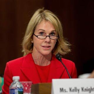 Kelly Craft, een sponsor van Trumps campagne, nieuwe Amerikaanse ambassadeur bij de VN