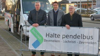 """Shuttlebus tussen Zeveneken en Lochristi rijdt vaker: """"Zo kan iedereen inkopen doen op de markt"""""""