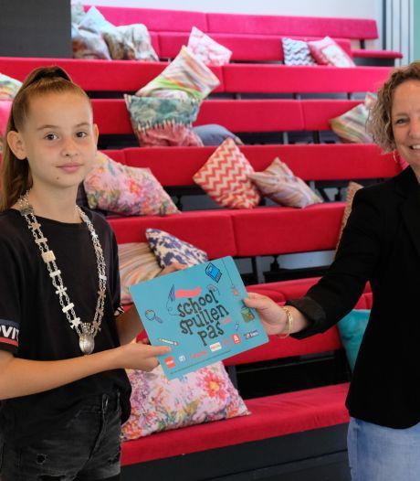 Quiet Den Bosch krijgt 50 Schoolspullenpassen