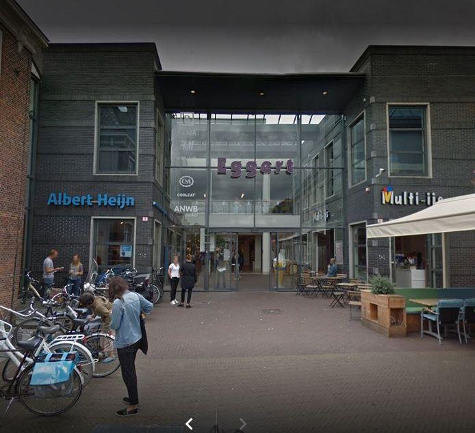 Winkelcentrum Willem Eggert in Purmerend.