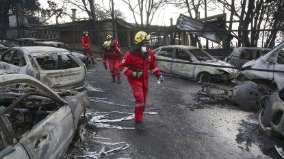 Ook hoofd Griekse civiele bescherming moet opstappen na bosbranden