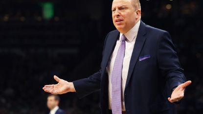 Minnesota ontslaat coach ondanks ruime overwinning - Toronto onder impuls van terugkerende Lowry naar koppositie in het Oosten