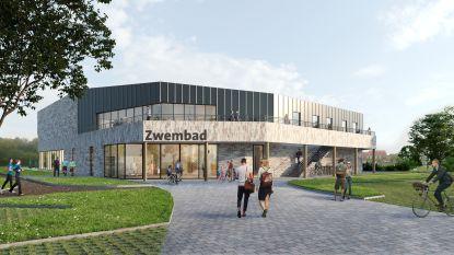 Bouw van nieuw zwembad aan sportcentrum start in juni