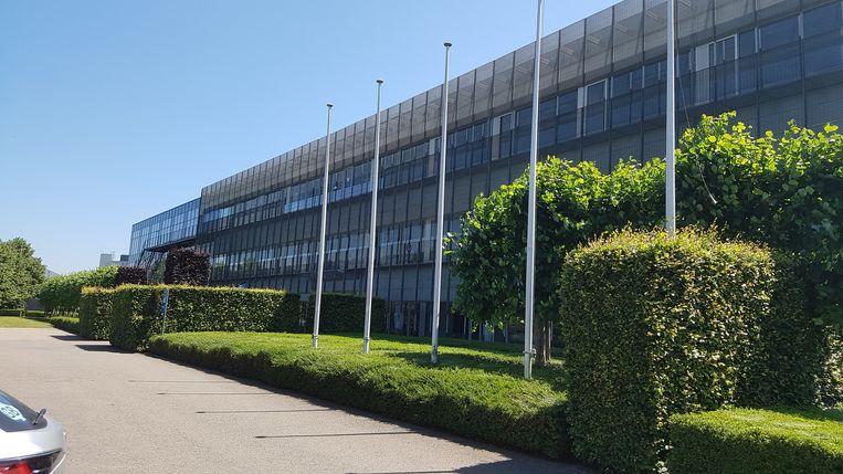 Het Technologiehuis in de Cipalstraat in Geel.