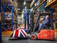 Ondernemers schrikken wakker om brexit