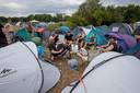 Camping Dynamo Metalfest in Eindhoven.
