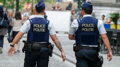 Geweld tegen Brusselse politiemensen in vier jaar verviervoudigd