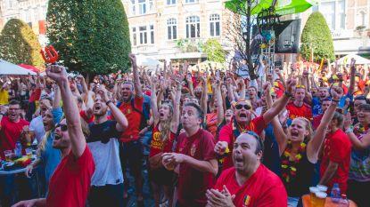 Laatste WK-matchen trekken stuk minder kijkers