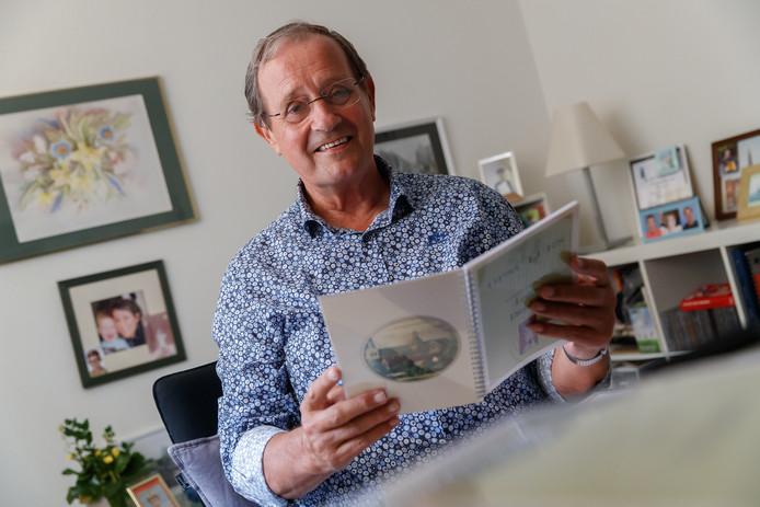 Jan Hendrickx heeft het dialectwoordenboek 'Opsu Lurs' uitgebracht.