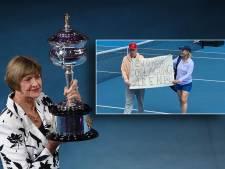 Protest McEnroe en Navratilova tegen omstreden Court