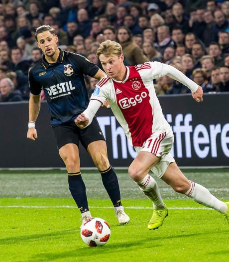 Jackpot lonkt voor Willem II en RKC bij transfer De Jong naar PSG