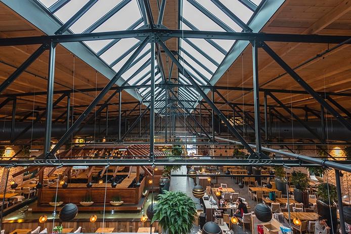 Restaurant de Watertuin in Bergen op Zoom met plek voor 44 gasten