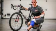 Amateurmotorcrosser loopt schaafwonden op na aanrijding met wagen: bestuurder pleegt vluchtmisdrijf