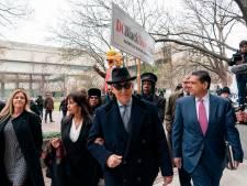 Oud-adviseur en rechterhand Trump moet 40 maanden de cel in