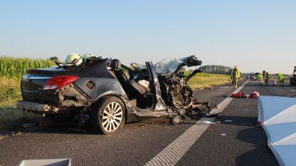 Boete en rijverbod na zware crash op terugweg  van avondje Gentse Feesten