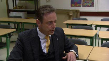 """VIDEO. De Wever over Kris Peeters op Europese lijst: """"Wat een droevig einde"""""""