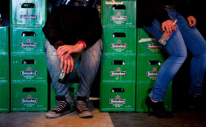 West-Brabantse jongeren drinken meer alcohol dan gemiddeld.
